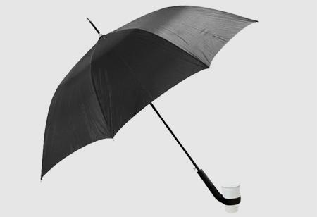 Coffee Cup Holder Umbrella