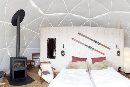 Whitepod Tent