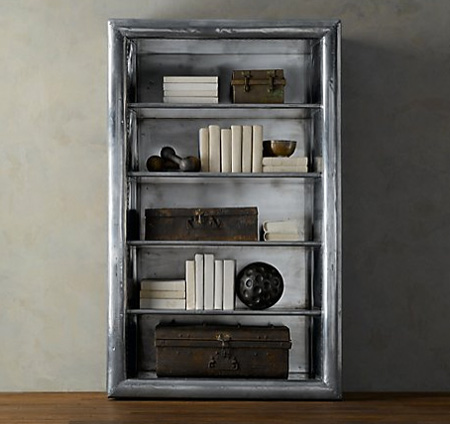 Aviator Bookcase