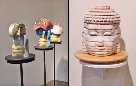 Reading Sculptures