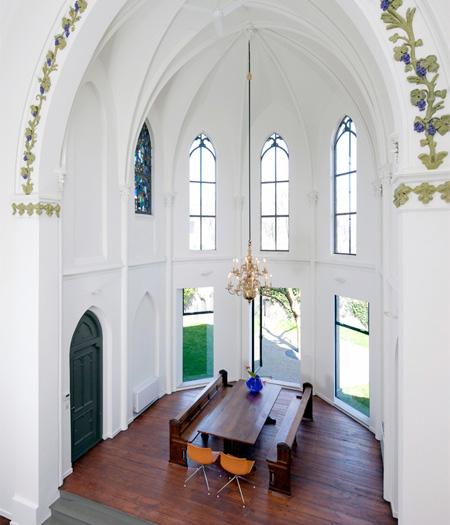 Living in a Church