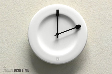 Dish Time Clock