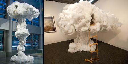 Mushroom Cloud Playhouses