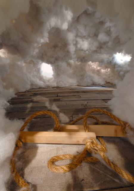 Mushroom Cloud Playhouse