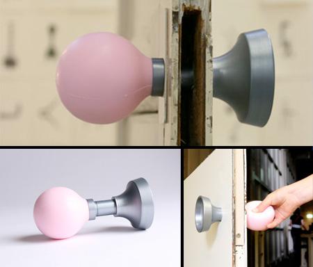 Doorbell Handle