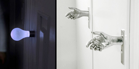 Cool And Innovative Door Handles