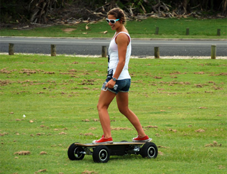 motorized off road skateboard. Black Bedroom Furniture Sets. Home Design Ideas