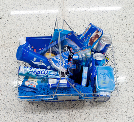 Blue Groceries