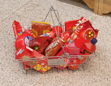 Red Groceries