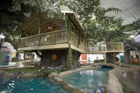 Treehouse Office