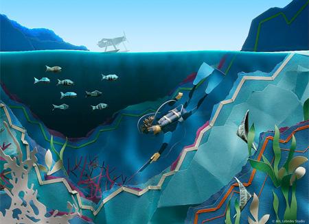 Paper Diving