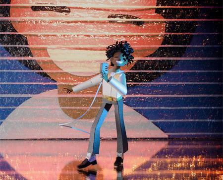 Paper Michael Jackson