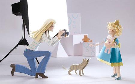 Paper Photographer