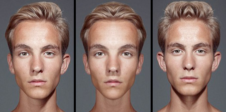 Symmetrical Faces