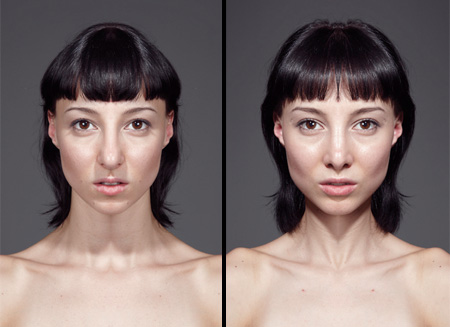 Symmetric Portrait