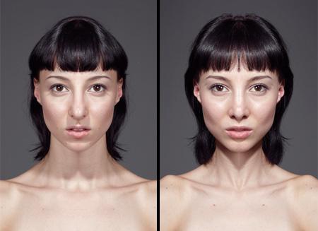Symmetric Portrait
