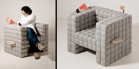 Sofa Inspired Chair
