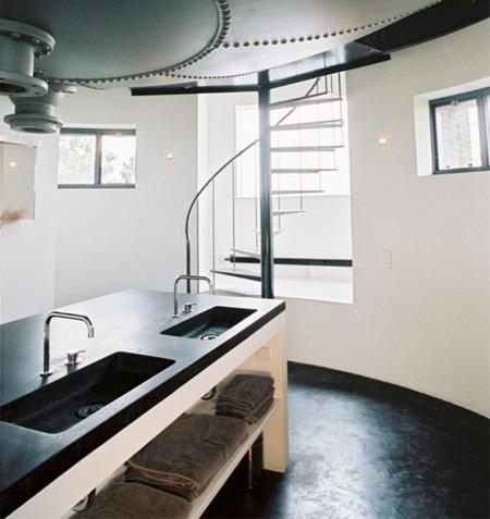 Water Tower Interior