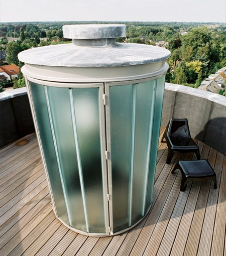 Water Tower Roof
