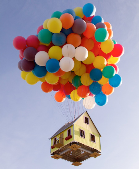 Up House