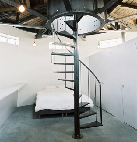 Water Tower Bedroom