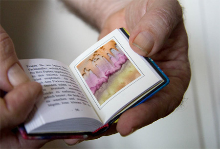 Microscopic Book