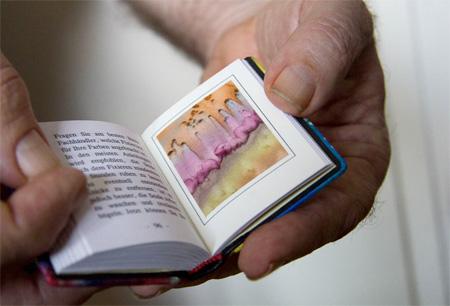 Microscopic Book
