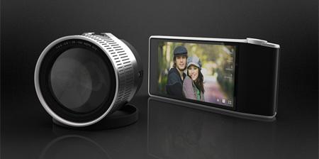 Wireless Lens Camera