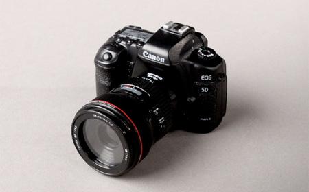 Canon 5D Flash Drive