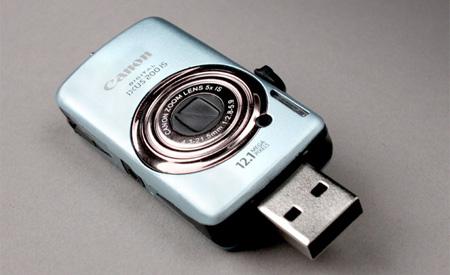 Canon Flash Drive