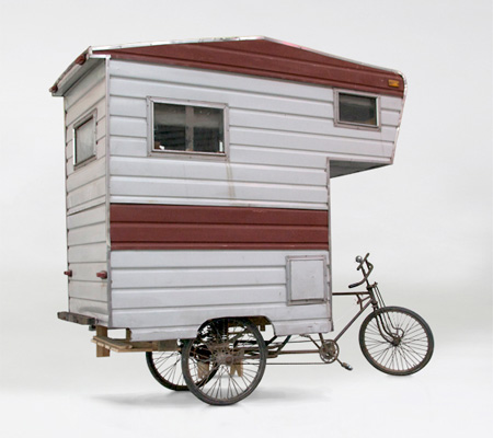 Pedal Powered Trailer