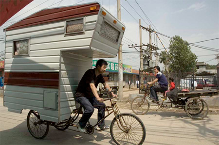 Camper Tricycle