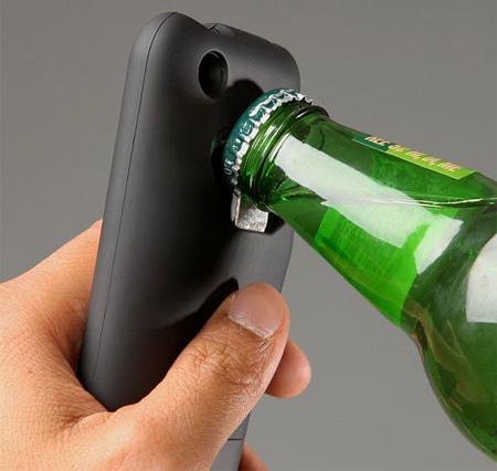 Bottle Opening iPhone Case