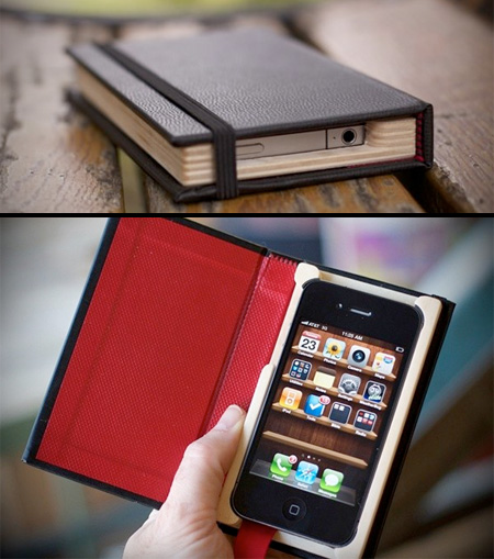 Little Black Book iPhone Case