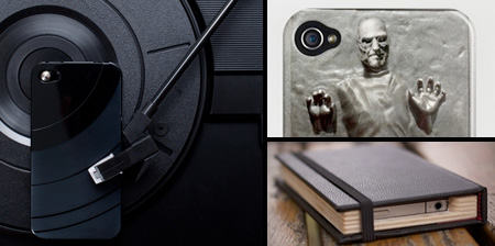 12 Unique Cases for your iPhone