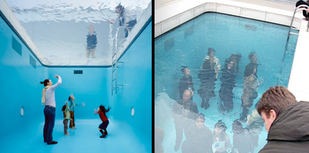 Fake Swimming Pools