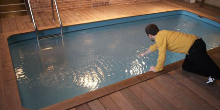 Leandro Erlich Pool