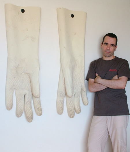 Giant Gloves
