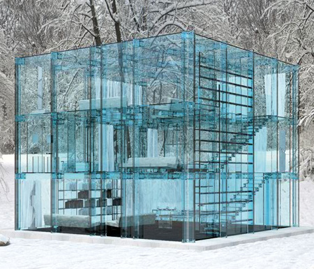 Transparent Home