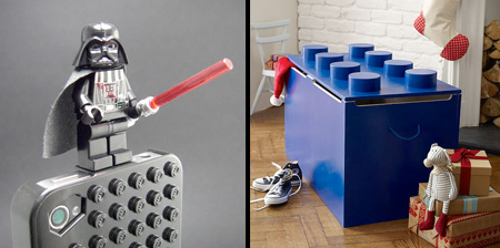 12 Cool Products Inspired by LEGO