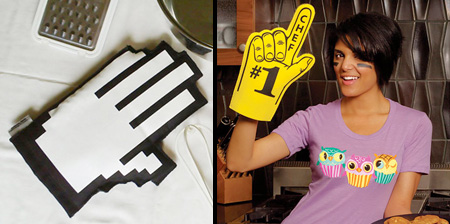 Unusual and Creative Oven Mitts
