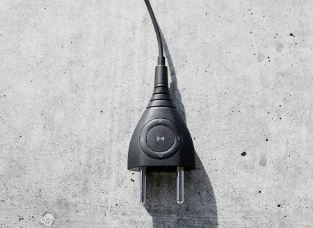 MP3 Power Plug