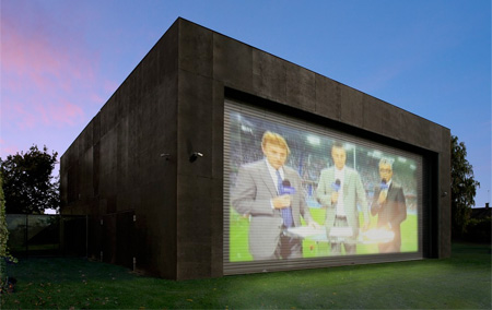 House Projector