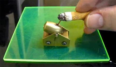 Miniature Cannon
