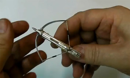 Miniature Crossbow