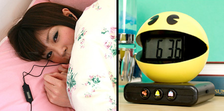 Cool and Innovative Alarm Clocks