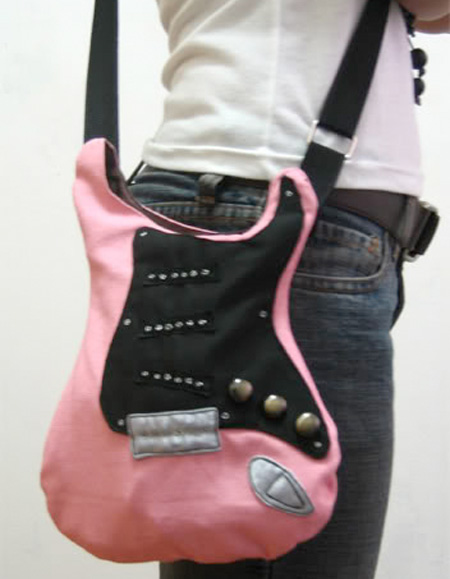 Le sac guitare