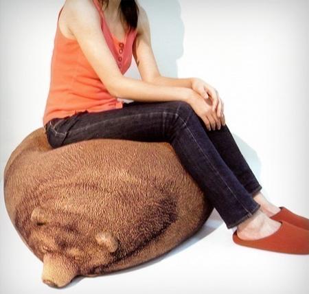 Bear Beanbag
