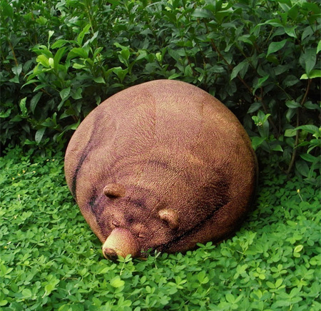 Bear Bean Bag