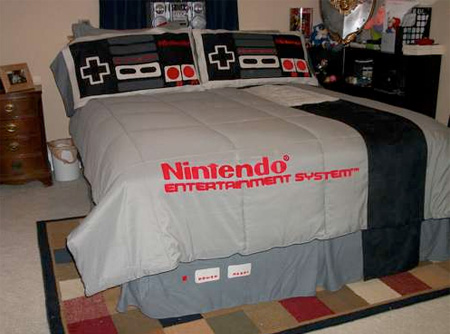 NES Bed Sheets